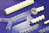 Tipos de stents (próteses internas, endopróteses) disponíveis no mercado.